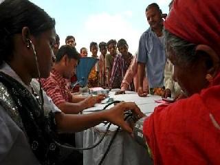 Healthcare, Immunization & Sanitation